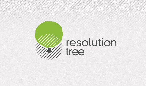 Resolution Tree Logo